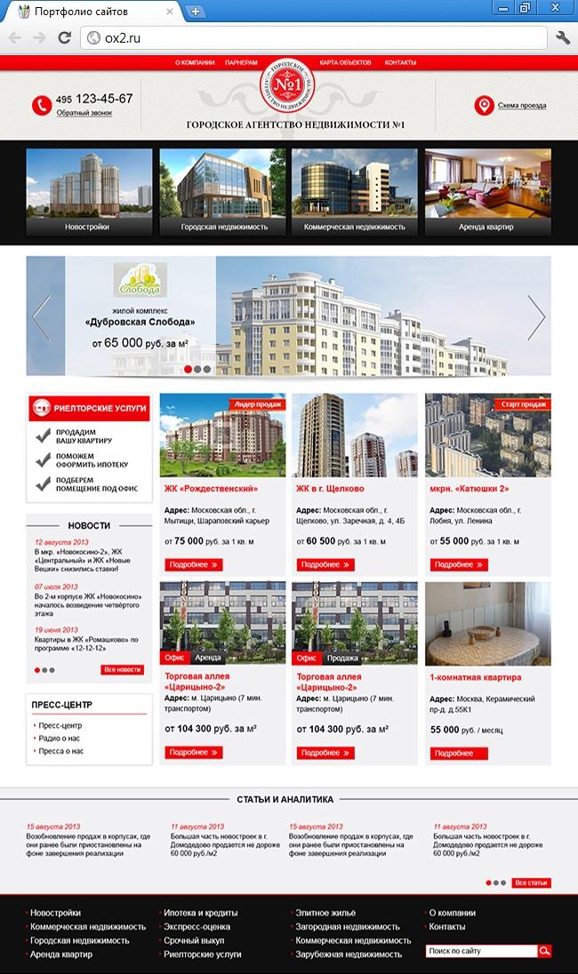 «Городское агентство недвижимости»